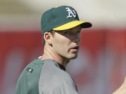 Trying to rebound: Stephen Drew, sidelined almost a year by an ankle injury, is trying to regain his form of 2008, when he batted .291 for Arizona.