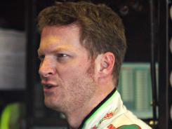 Dale Earnhardt Jr. spoke with USA TODAY Sports on Tuesday about the flap with Jeff Gordon at Michigan International Speedway.