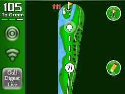 GolfLogix and Golf Digest have teamed up in a new app.