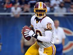 Robert Griffin III brings hope to the Redskins, who have missed the playoffs since 2007.