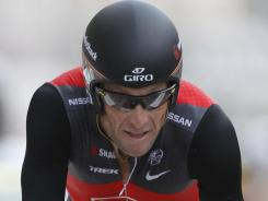 Lance Armstrong is expected to be strippped of his Tour de France cycling titles.
