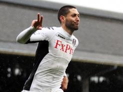 29-year-old U.S. international Clint Dempsey scored 23 goals in all competitions for Fulham during the 2011-12 season.