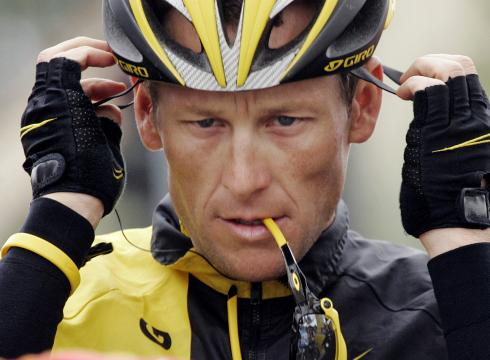 lance armstrong was born in plano