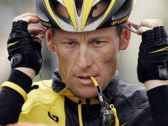 Armstrong refused arbitration on Thursday.