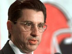 Lew Merletti, former director of the U.S. Secret Service, is the Brown's senior vice president of security.