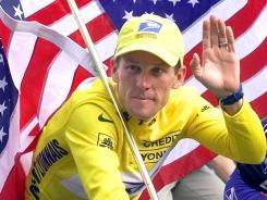 Lance Armstrong no longer is a seven-time Tour de France champion.