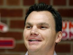 Red Sox general manager Ben Cherington said big changes were necessary with his club.