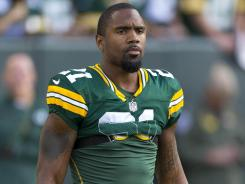 On the move: Charles Woodson was an eight-time Pro Bowl cornerback.
