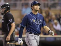 Rays third baseman Evan Longoria was on the disabled list for over three months with an injured hamstring. He's hitting .297 with seven homers and 31 RBI in 41 games.