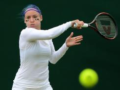 Bethanie Mattek-Sands is in the singles, doubles and mixed doubles draw at the U.S. Open.
