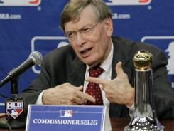 Baseball Commissioner Bud Selig is in the enviable position of having more networks seeking rights to broadcast MLB games than he has TV packages avaiable for bid.