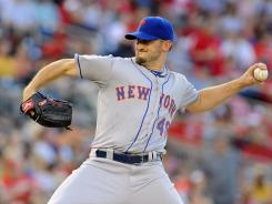 Mets pitcher Jonathon Niese has used his cut fastball to great effect, increasing his strikeout rate and lowering his ERA almost a full run from last season.