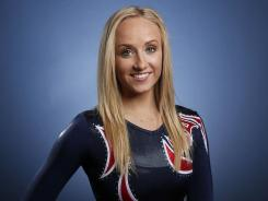 Nastia Liukin, the 2008 Olympic all-around champion, is participating and helping choreograph a three-month gymnastics tour that opens Sept. 8 in San Jose.