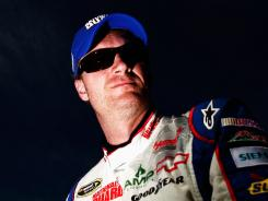 Dale Earnhardt Jr. is ranked third in the Sprint Cup points standings through 24 races.
