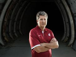 Mike Leach, who took Texas Tech to 10 straight bowl games before being fired in 2009, returns to coaching after a two-year exile Thursday night when his Washington State Cougars travel to BYU, Leach's alma mater.