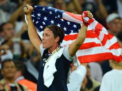 Abby Wambach will have the entrance at Sahlen's Stadium in Rochester named for her.