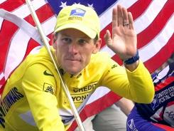 Lance Armstrong has been stripped of his seven Tour de France titles after chosing not to pursue arbitration in the drug case brought against him by the U.S. Anti-Doping Agency.