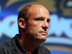 Coach Mike Riley and Oregon State now will open at home Sept. 8 against 12th-ranked Wisconsin.