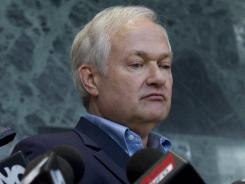 """Union leader Donald Fehr says the NHL Players' Association wants to """"break the cycle"""" of owners looking at cutting player salaries as the only way to solve problems."""