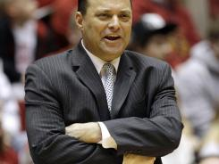 Texas Tech coach Billy Gillispie is in the hospital while, athletics spokesman Blayne Beal says, &quot;We are looking into some concerns within the leadership&quot; of the men's basketball program.