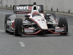 Will Power is vying for his first IndyCar championship.