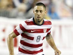 Clint Dempsey could see time against Jamaica a week after his move to Tottenham.