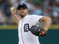 The Tigers' Max Scherzer finally has his ERA under 4.00, but his underlying stats show he's been among the most dominant pitchers in the game since his rocky start in April.