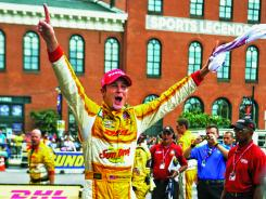 Ryan Hunter-Reay and team owner Michael Andretti are trying to break back into the top echelon of IndyCar with a championship.