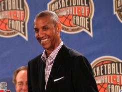 Reggie Miller learned he was a Hall of Fame finalist at last season's NBA All-Star Game festivities and got the word he made it at the NCAA Final Four.