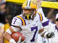Tyrann Mathieu will have pay his own way to attend classes at LSU. He lost his scholarship when he was dismissed from the team last month.