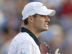 John Isner will try to lead the USA past Spain in the Davis Cup semifinals.