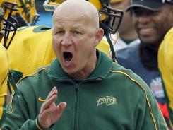 North Dakota State coach Craig Bohl says the eight players allegedly involved in the petition fraud will be eligible to play Saturday.