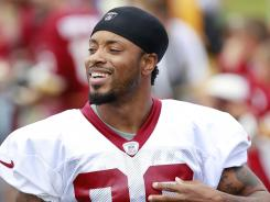 Santana Moss is 33 and the longest-tenured Redskin, but teammates say he's still Washington's toughest receiver to cover.