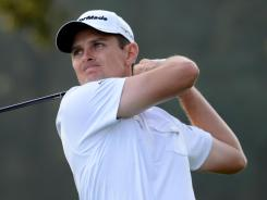 Justin Rose is the defending champion this week at the BMW Championship.