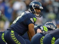 Quarterback Russell Wilson seized the Seahawks starting job in the preseason by taking the offense to six scoring drives in seven possesssions in a Week 3 romp over Kansas City.