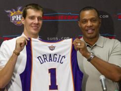 In 28 starts with the Rockets last season, Goran Dragic averaged 18 points and 8.4 assists.