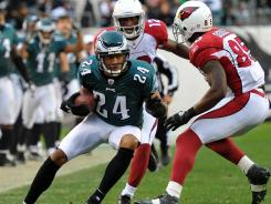 The Cardinals took down Nnamdi Asomugha's Eagles last year in Philadelphia.