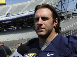 "Penn State fullback Michael Zordich says the team is prepared to face ""pretty brutal"" treatment on the road."