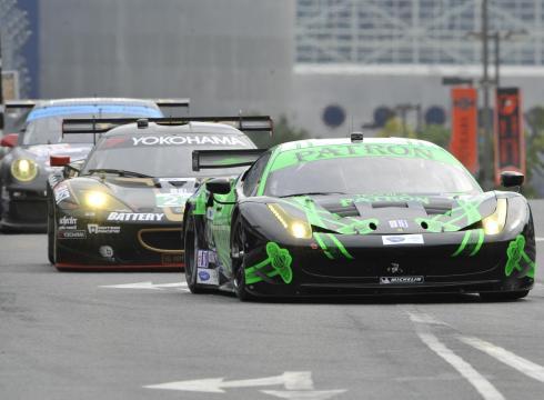 NASCAR purchase of ALMS a sportscar series gamechanger