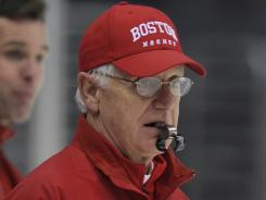 Boston University hockey coach Jack Parker already has relinquished his position as executive athletics director, which was one of the recommendations of the school president's task force.