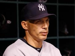 Yankees manager Joe Girardi said the team normally has three to five meetings during the regular season.