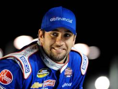 Elliott Sadler is leading the Nationwide standings but won't be back at RCR next year.