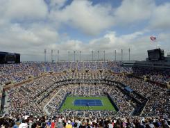 Arthur Ashe Stadium will host a Monday final for the fifth consecutive year.