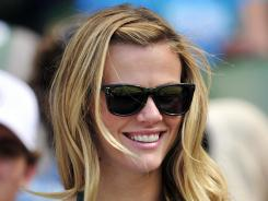 Fashion model and actress Brooklyn Decker, was a cheerleader in high school at Butler (Matthews, N.C.) and still follows the team.
