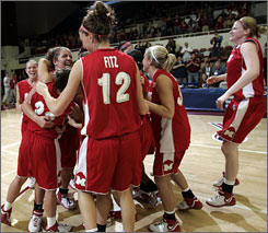 Beating Middle Tennessee moved 13th-ranked Marist into the Sweet 16.