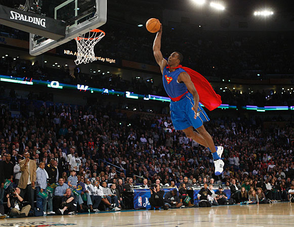 dwight howard superman dunk pictures. DWIGHT HOWARD SUPERMAN DUNK