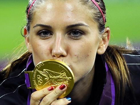 Alex Morgan Tattoo Says Images & Pictures - Becuo Alex Morgan Olympics