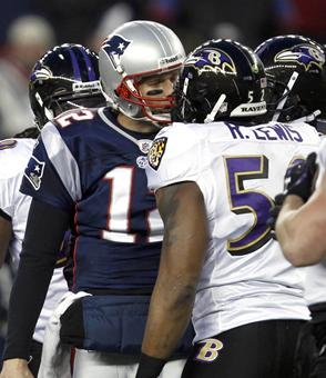 > SNF - New England Patriots @ Baltimore Ravens - 2011-12 AFC Championship Rematch - Photo posted in BX SportsCenter | Sign in and leave a comment below!