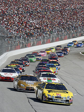 Boys on Pep Boys Auto 500 Nascar Photos   Usatoday Com Photos