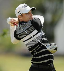 Nick Watney tied for seventh at the British Open, equaling Sean O'Hair as the top Americans in the tournament.